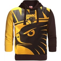 Hawthorn Hawks 2017 AFL Youth Supporter Pullover Hoodie