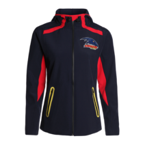 Adelaide Crows Womens Premium Soft Shell Jacket