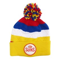 Gold Coast Suns Mens Supporter Beanie
