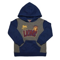 Brisbane Lions Toddlers Supporter Pullover Hood