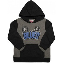 Carlton Blues Toddlers Supporter Pullover Hood