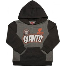 GWS Giants Toddlers Supporter Pullover Hood