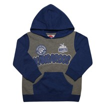 North Melbourne Kangaroos Toddlers Supporter Pullover Hood