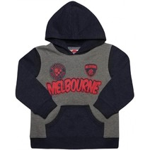 Melborne Demons Toddlers Supporter Pullover Hood