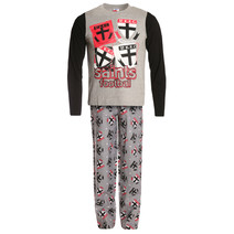 St Kilda Saints Youth LS Pyjama Set