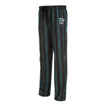 Port Adelaide Dockers Mens Stripe Flannel Pyjama Pant
