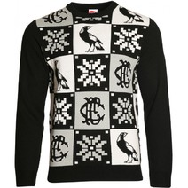 Collingwood Magpies Mens Ugly Sweater