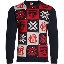 Melbourne Demons Mens Ugly Sweater