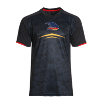 Adelaide Crows 2017/2018 Summer Mens Tech Tee