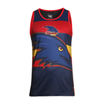 Adelaide Crows Summer 2017/2018 Mens Training Singlet