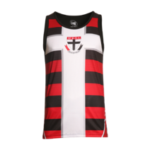St Kilda Saints Summer 2017/2018 Mens Training Singlet