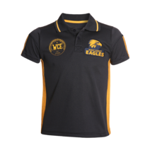 West Coast Eagles Summer 2017/2018 Youth Premium Polo
