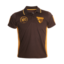 Hawthorn Hawks Summer 2017/2018 Youth Premium Polo
