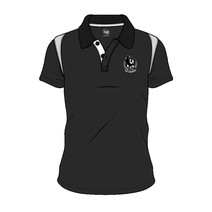 Collingwood Magpies 2018 AFL SHD Mens Embroided Polo