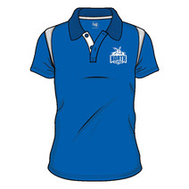 North Melbourne Kangaroos 2018 AFL SHD Mens Embroided Polo