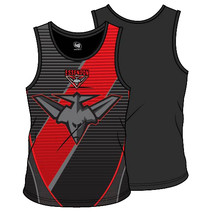 Essendon Bombers 2018 SHD Mens Training Singlet