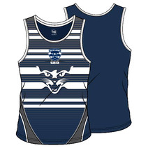 Geelong Cats 2018 SHD Mens Training Singlet