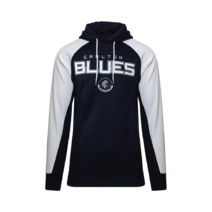 Carlton Blues AFL 2019 SHD Mens Ultra Hood
