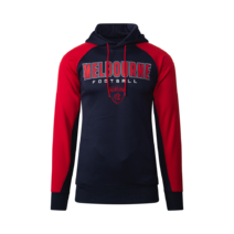 Melbourne Demons AFL 2019 SHD Mens Ultra Hood