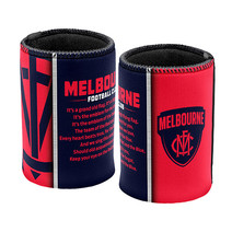 Melbourne Demons Team Song Can Cooler