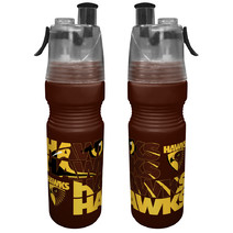 Hawthorn Hawks AFL Misting Drink Bottle