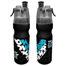 Port Adelaide Power AFL Misting Drink Bottle