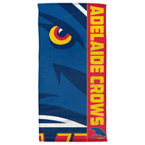 Adelaide Crows AFL Beach Towel