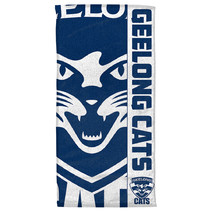 Geelong Cats AFL Beach Towel