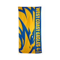 West Coast Eagles AFL Beach Towel