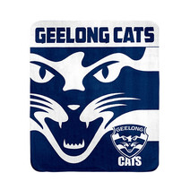 AFL Polar Fleece Rug Geelong Cats