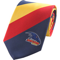 Adelaide Crows Official AFL Tie