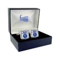 Carlton Blues Official AFL Heritage Cufflinks