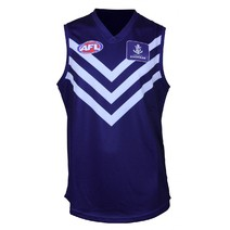Fremantle Dockers Official AFL Adults Home Guernsey.