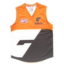 Greater Western Sydney (GWS) Giants Official AFL Replica Adults Home Guernsey