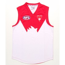 Sydney Swans Official AFL Replica Adults Home Guernsey