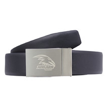 Adelaide Crows Official AFL Leather Belt
