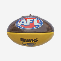 AFL Club Softie Ball Hawthorn Hawks
