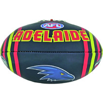 AFL Vortex FB PVC Size 2 Adelaide Crows