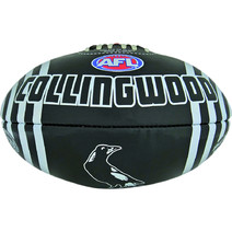 AFL Vortex FB PVC Size 2 Collingwood Magpies