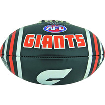 AFL Vortex FB PVC Size 2 Greater Western Sydney Giants