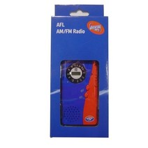 Adelaide Crows AFL Supporter AM/FM Radio