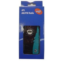 Port Adelaide Power AFL Supporter AM/FM Radio