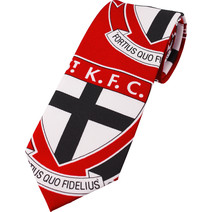 St Kilda Saints Official AFL Printed Tie