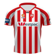 A-League Melbourne Heart Home Jersey