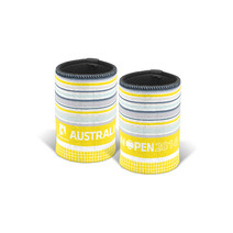 Australian Open Ladies 2016 Towel Design Can Cooler