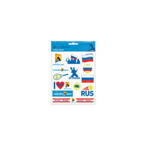 Australian Open Stickers - Russia