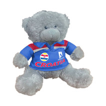 "Australian Open 7"" Plush Bear - Croatia"