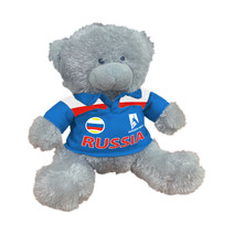 "Australian Open 7"" Plush Bear - Russia"