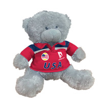 "Australian Open 7"" Plush Bear -  USA"