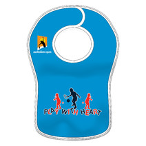 Australian Open Logo Infant Bib Set of 2